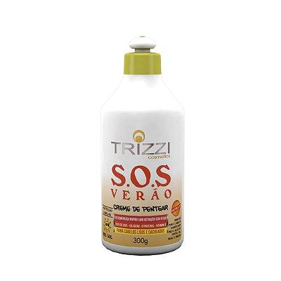 Creme de Pentear SOS Verão 300ml Trizzi