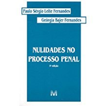 NULIDADES NO PROCESSO PENAL - 05ED/02