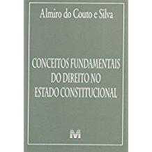 CONCEITOS FUNDAMENTAIS DO DIREITO NO ESTADO CONSTITUCIONAL