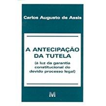 ANTECIPACAO DA TUTELA, A