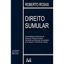 DIREITO SUMULAR - 14ED/12