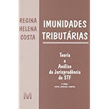 IMUNIDADES TRIBUTARIAS - 03ED/15