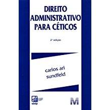 DIREITO ADMINISTRATIVO PARA CETICOS 2ED - 02TIR/17
