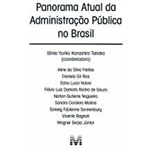 PANORAMA ATUAL DA ADMINISTRACAO PUBLICA BRASIL/12
