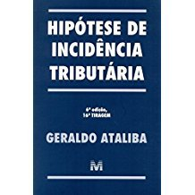 HIPOTESE DE INCIDENCIA TRIBUTARIA - 6ED - 17TIR/18