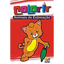 ANIMAIS DE ESTIMACAO - COL. COLORIR