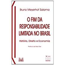 FIM DA RESPONSABILIDADE LIMITADA NO BRASIL, O/14