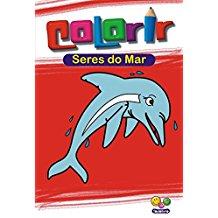 SERES DO MAR - COL. COLORIR