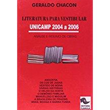 Literatura P/vestib.unicamp 2004/2006