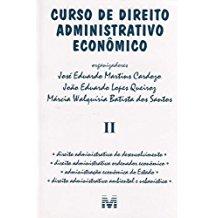 CURSO DE DIREITO ADMINISTRATIVO ECONOMICO - VOL.02