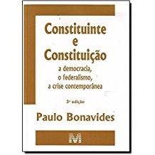 CONSTITUINTE E CONSTITUICAO - 03ED/10