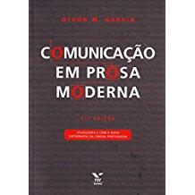 COMUNICACAO EM PROSA MODERNA - 27ED NOVA ORTOGRAFI