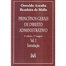 PRINCIPIOS GERAIS DE DTO.ADMINISTRATIVO-V.1-3ED/11