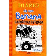 DIARIO DE UM BANANA - VOL. 9 - CAINDO NA ESTRADA