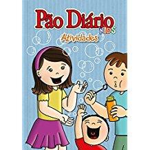 PAO DIARIO KIDS - LIVRO DE ATIVIDADES