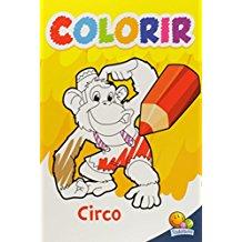 COLORIR - CIRCO