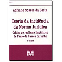 TEORIA DA INCIDENCIA DA NORMA JURIDICA