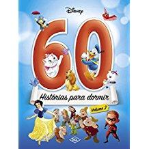 DISNEY 60 HISTORIAS PARA DORMIR - VOL.02