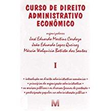 CURSO DE DIREITO ADMINISTRATIVO ECONOMICO-VOL.1/06