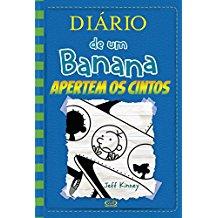 DIARIO DE UM BANANA-VOL.12 - APERTEM OS CINTOS