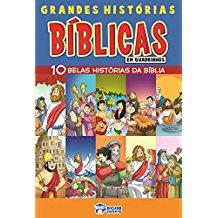 GRANDES HISTORIAS BIBLICAS EM QUADRINHOS