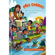 PAO DIARIO KIDS - CAPA DURA