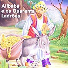 MEUS CLASSICOS FAVORITOS - ALIBABA E OS 40 LADROES