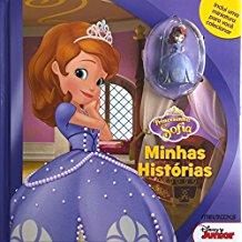 DISNEY - MINHAS HISTORIAS - PRINCESINHA SOFIA
