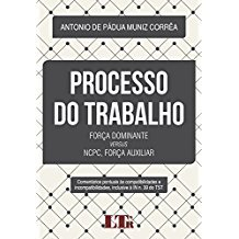 PROCESSO DO TRABALHO - 01ED/17