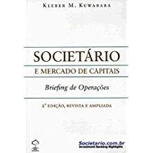 SOCIETARIO - BRIEFING DE OPERACOES