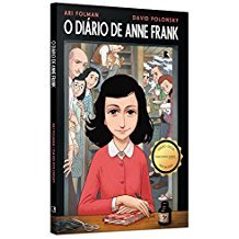 DIARIO DE ANNE FRANK EM QUADRINHOS, O -ED. OFICIAL