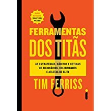 FERRAMENTAS DOS TITAS