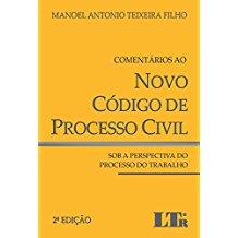 COMENTARIOS AO NOVO CODIGO PROCESSO CIVIL-2ED/16