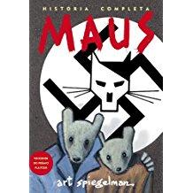 MAUS - A HISTORIA DE UM SOBREVIVENTE
