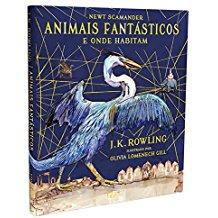 ANIMAIS FANTASTICOS E ONDE HABITAM - (0691)