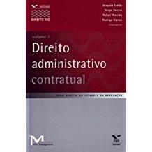 DIREITO ADMINISTRATIVO CONTRATUAL - VOL.01