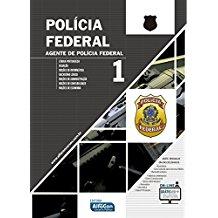 POLICIA FEDERAL - AGENTE DA POLICIA FEDERAL -VOL.1