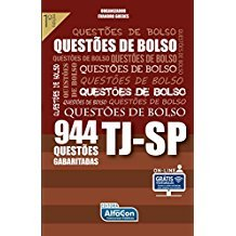 QUESTOES DE BOLSO - TJSP