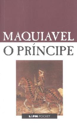 MAQUIAVEL - O PRINCIPE - BOLSO