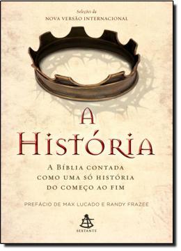 HISTORIA, A - NOVA VERSAO - CAPA NOVA