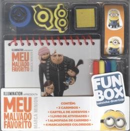 DISNEY FUN BOX - MEU MALVADO FAVORITO