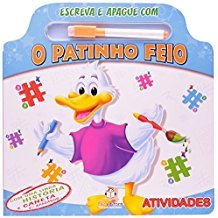 PATINHO FEIO, O - COL. ESCREVA E APAGUE