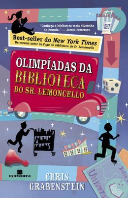 OLIMPIADAS DA BIBLIOTECA DO SR. LEMONCELLO