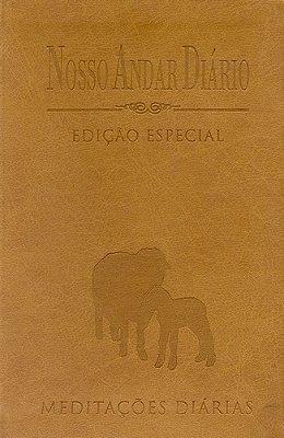 NOSSO ANDAR DIARIO - EDICAO ESPECIAL - CAPA COURO