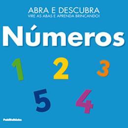 NUMEROS - ABRA E DESCUBRA - (7448)
