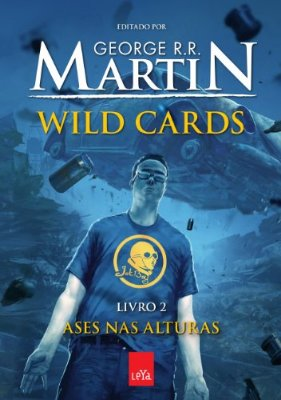 WILD CARDS - VOL.2 - ASES NAS ALTURAS