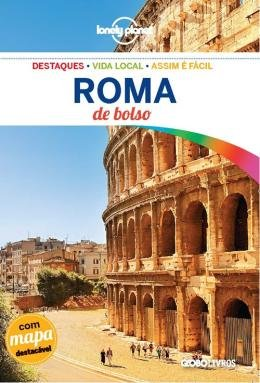 LONELY PLANET - ROMA DE BOLSO - C/ MAPA