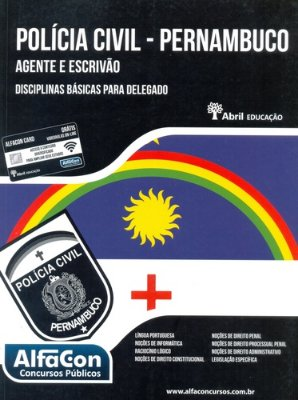 POLICIA CIVIL - PERNAMBUCO - 01ED/15