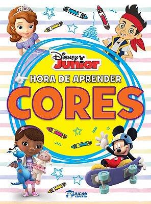 DISNEY JUNIOR - HORA DE APRENDER - CORES