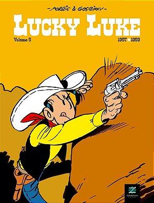 LUCKY LUKE - VOL.05 - CAPA DURA